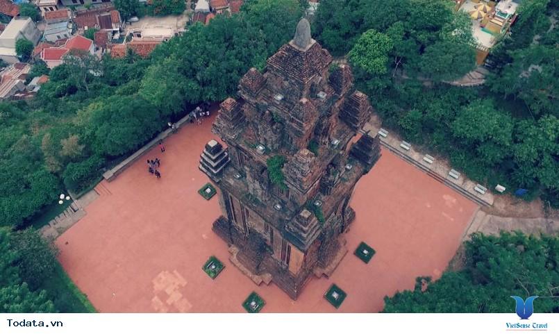 Hình Ảnh Tháp Nhạn Phú Yên - Ảnh 7