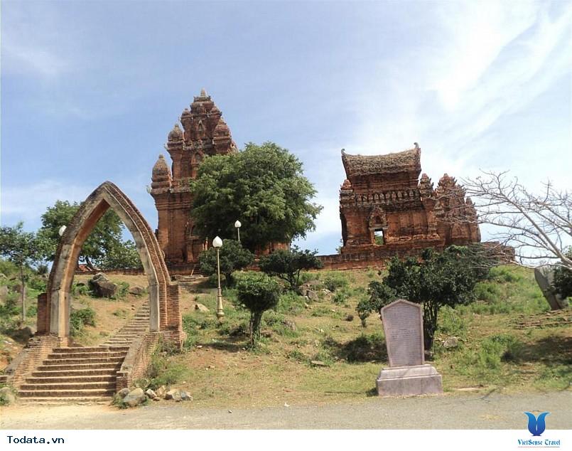Hình Ảnh Tháp Nhạn Phú Yên - Ảnh 1