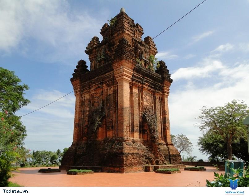 Hình Ảnh Tháp Nhạn Phú Yên - Ảnh 6