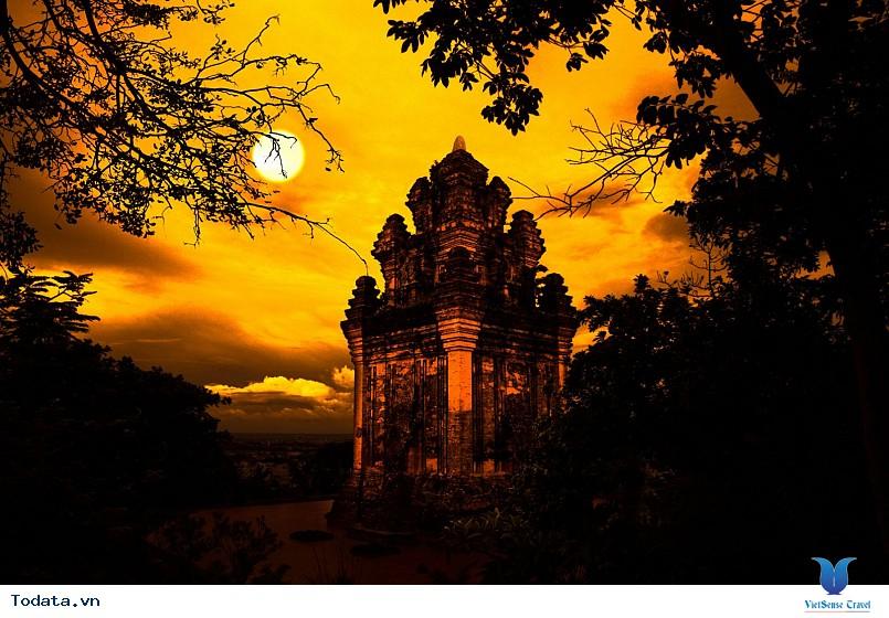 Hình Ảnh Tháp Nhạn Phú Yên - Ảnh 5