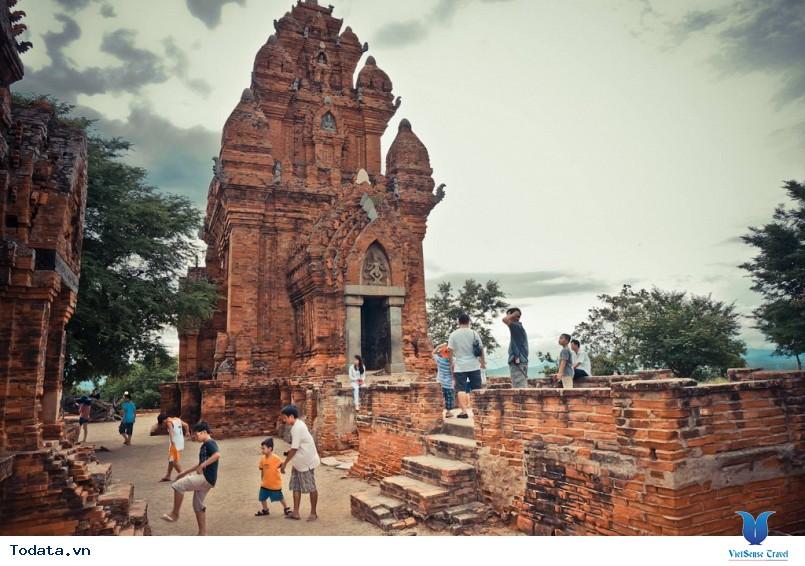 Hình Ảnh Tháp Nhạn Phú Yên - Ảnh 4