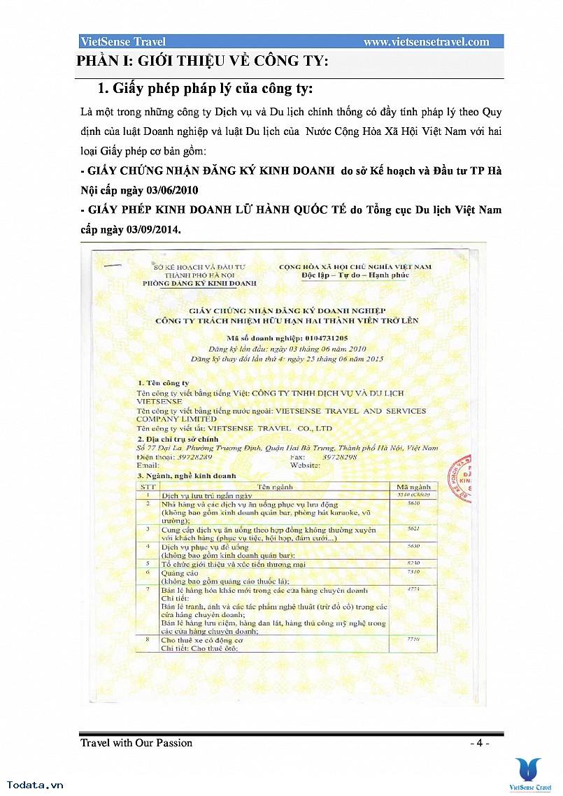 Hồ sơ Năng lực Công ty - Ảnh 4