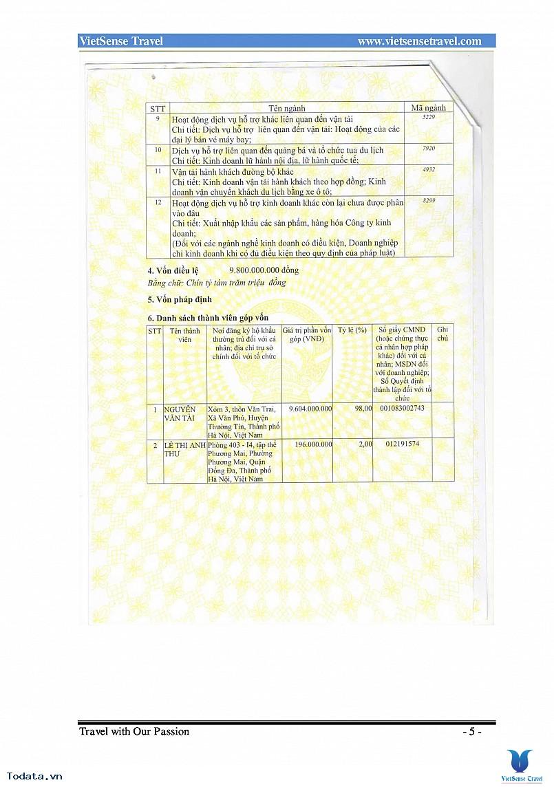 Hồ sơ Năng lực Công ty - Ảnh 5