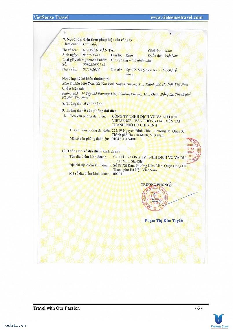 Hồ sơ Năng lực Công ty - Ảnh 6