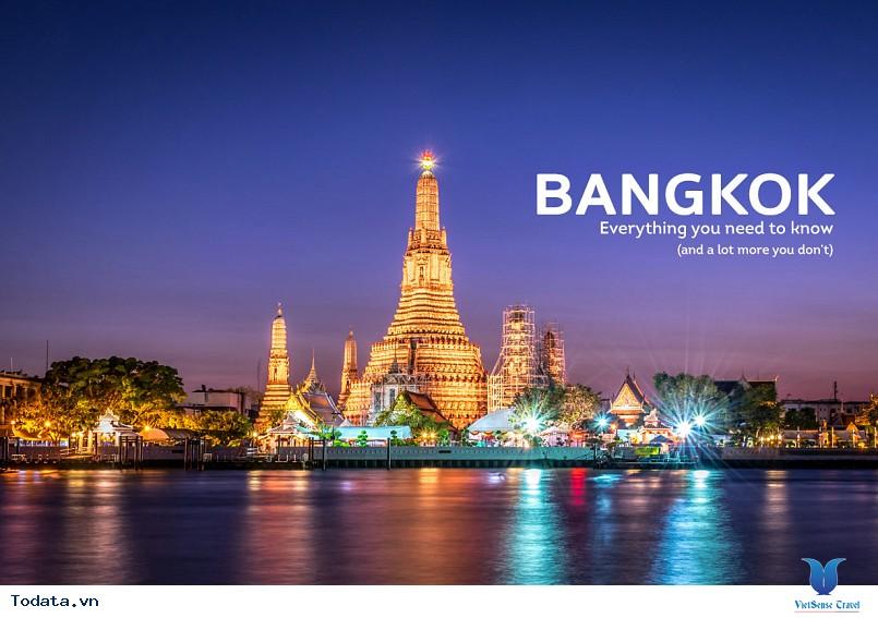 Khám phá BangKok - vẻ đẹp sang trọng hấp dẫn du khách - Ảnh 1