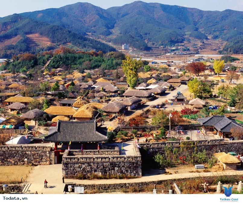 Khám phá vẻ đẹp làng văn hóa dân tộc Hanok - Ảnh 2