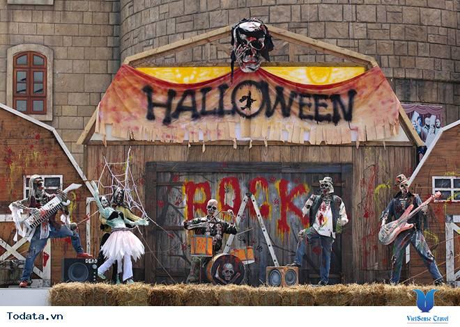 Lễ hội Halloween tại Bà Nà Hills - Ảnh 3