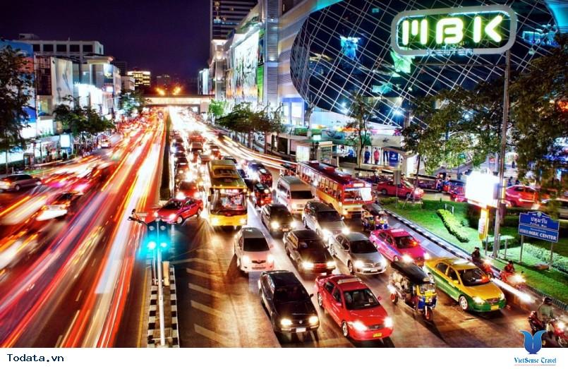 Mê mẩn với thiên đường mua sắm ở Thái Lan - Ảnh 1