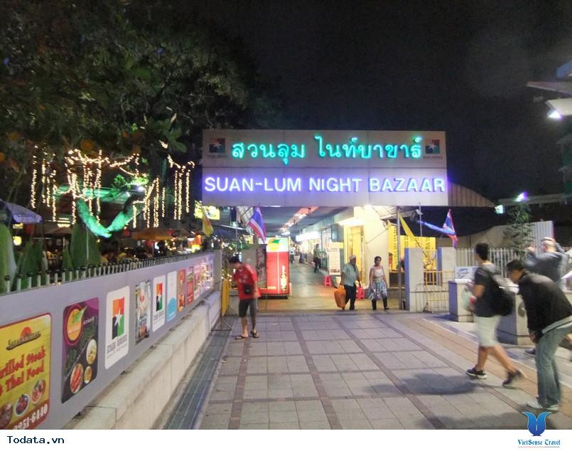 Mê mẩn với thiên đường mua sắm ở Thái Lan - Ảnh 4