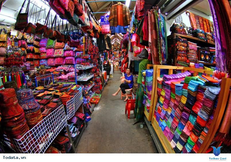 Mê mẩn với thiên đường mua sắm ở Thái Lan - Ảnh 3