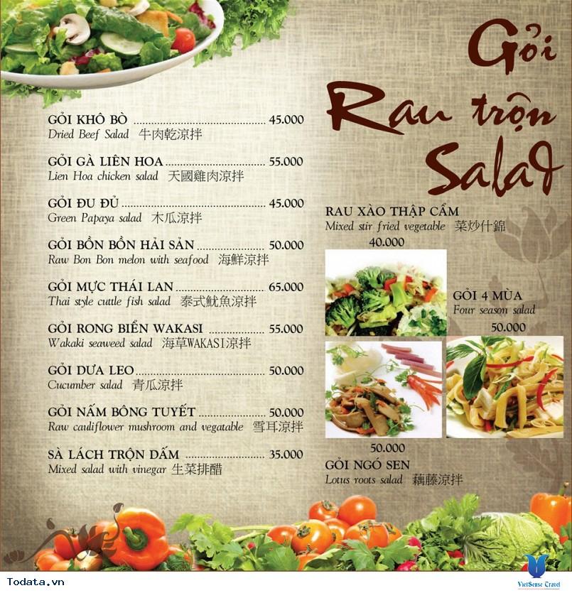 Nhà Hàng ăn chay nổi tiếng tại Đà Nẵng - Ảnh 2