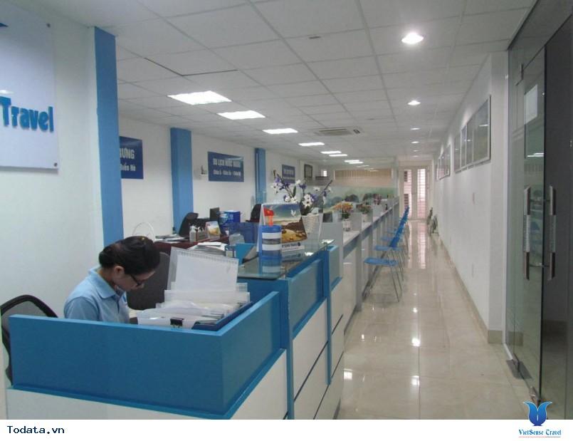 Quá trình hình thành và phát triển của Công ty Du lịch Vietsense - Ảnh 5