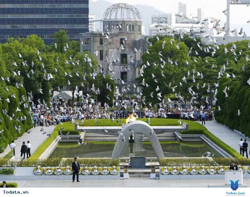 Thành Phố Hiroshima Nhật Bản - Ảnh 2