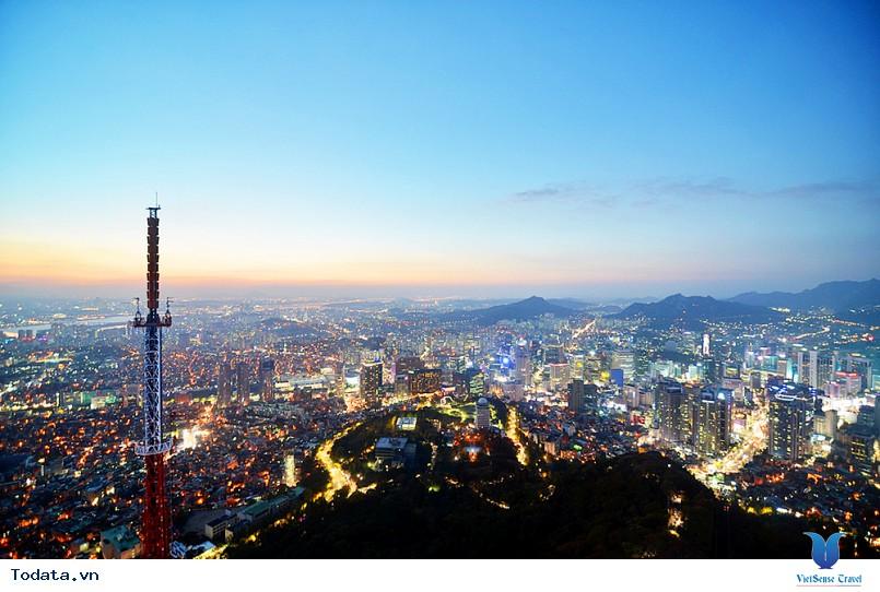 Tháp Namsan – Niềm tự hào của người Hàn Quốc - Ảnh 3