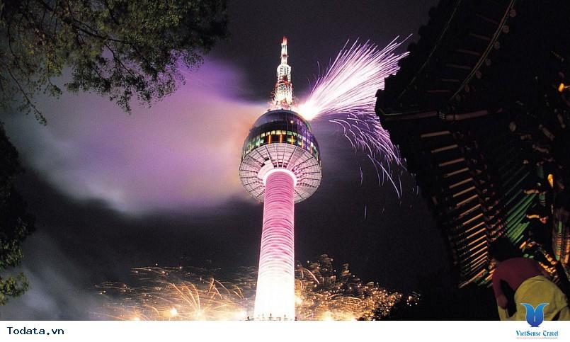 Tháp Namsan – Niềm tự hào của người Hàn Quốc - Ảnh 1