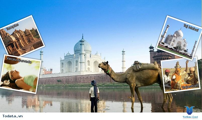 Tour Du Lịch Ấn Độ - New Dehli - Agra - Jaipur 6 Ngày Từ Hà Nội - Ảnh 4