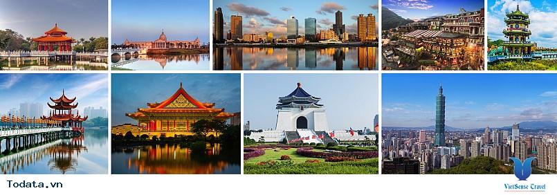 Tour Đài Loan - Đài Bắc - Đài Trung - Cao Hùng 5 Ngày - Ảnh 1