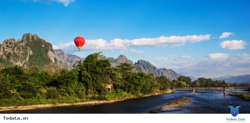 Tour Du Lịch Lào - Vieng Chan - Luang Prabang 4 Ngày - Ảnh 1