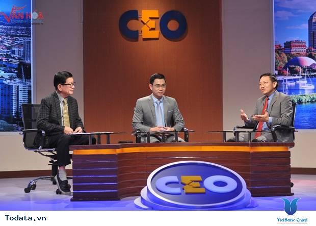 CEO Nguyễn Văn Tài bàn về vấn đề sử dụng tài sản chung - riêng của doanh nghiệp gia đình trên VTV