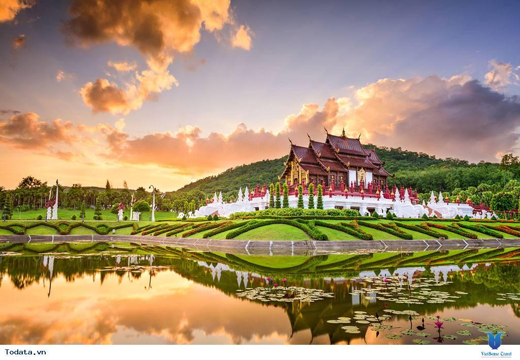 Chiang Mai thiên đường du lịch của thái lan