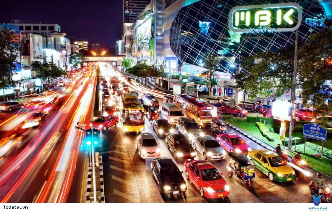 Mê mẩn với thiên đường mua sắm ở Thái Lan