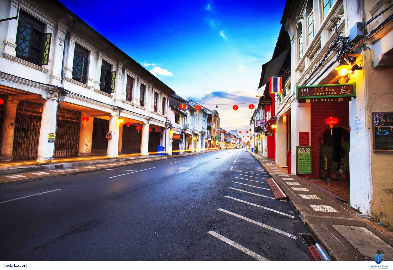 Một lần ngắm trọn vẻ đẹp của Phuket- Thái Lan