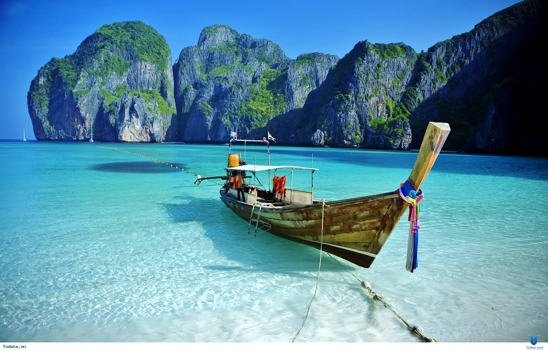 Nhanh tay ghi lại những địa điểm du lịch hot nhất Thái Lan