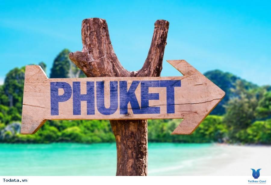 Phuket ThaiLan Hòn Đảo Thiên Đường