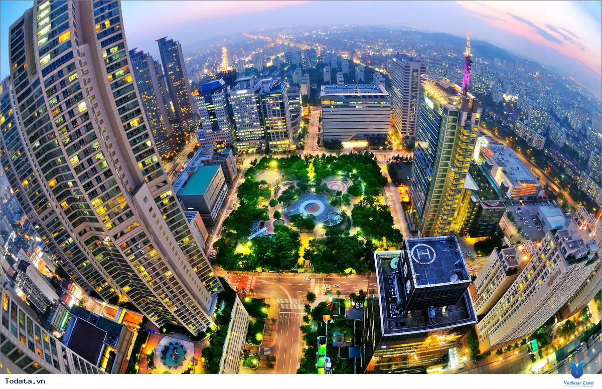 Seoul Hàn Quốc Thủ Đô Hoa Lệ Bậc Nhất Châu Á