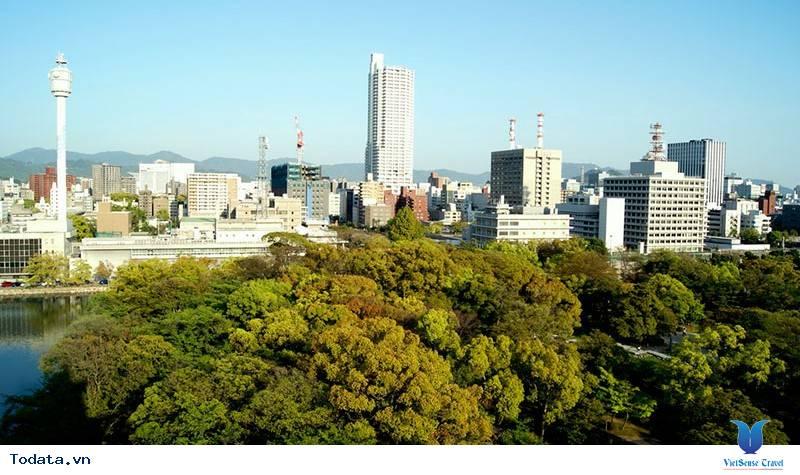 Thành Phố Hiroshima Nhật Bản