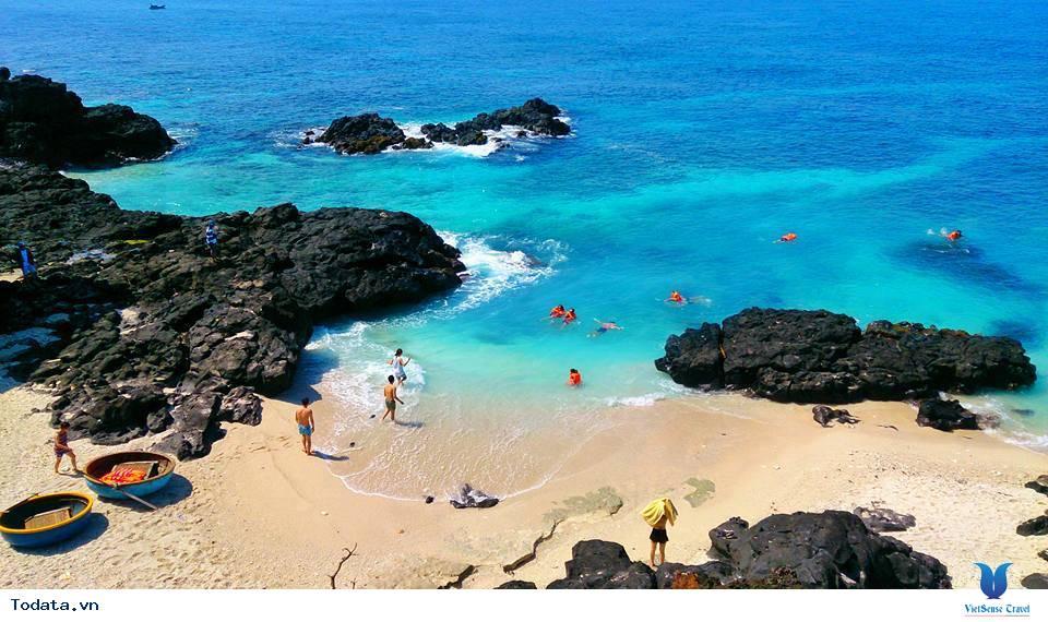 Vẻ đẹp huyền thoại biển đảo Lý Sơn