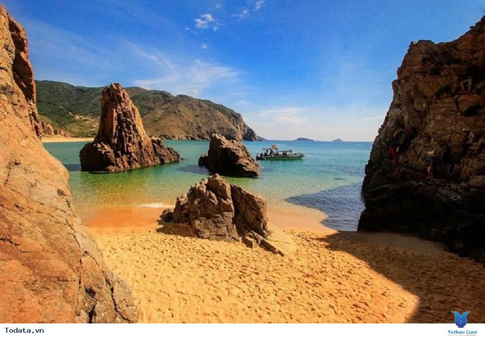 Bãi Kỳ Co, địa điểm du lịch hấp dẫn nhất ở Quy Nhơn - Ảnh 3