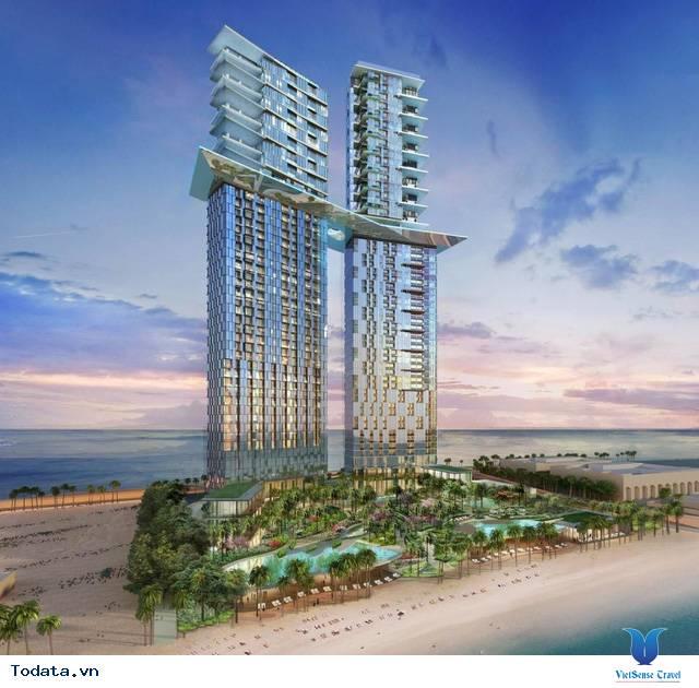 Bể bơi cao nhất thế giới tại Dubai có đặc điểm gì? - Ảnh 1