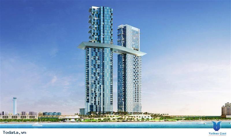 Bể bơi cao nhất thế giới tại Dubai có đặc điểm gì? - Ảnh 2