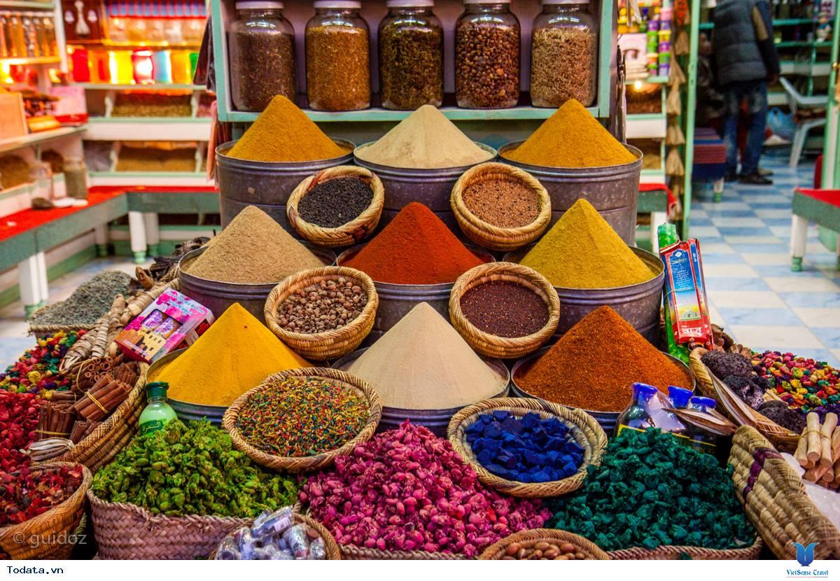 Chợ Gia Vị Spice Souk, Sắc Màu Gia Vị Dubai - Ảnh 6