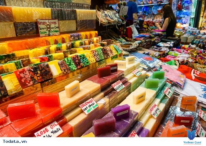 Chợ Gia Vị Spice Souk, Sắc Màu Gia Vị Dubai - Ảnh 5