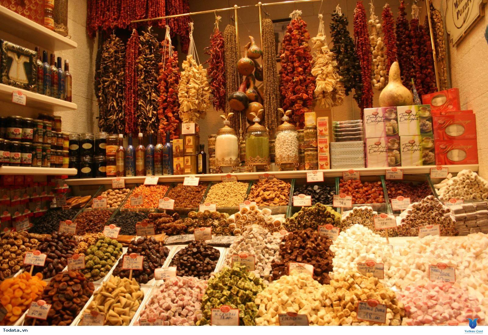 Chợ Gia Vị Spice Souk, Sắc Màu Gia Vị Dubai - Ảnh 1