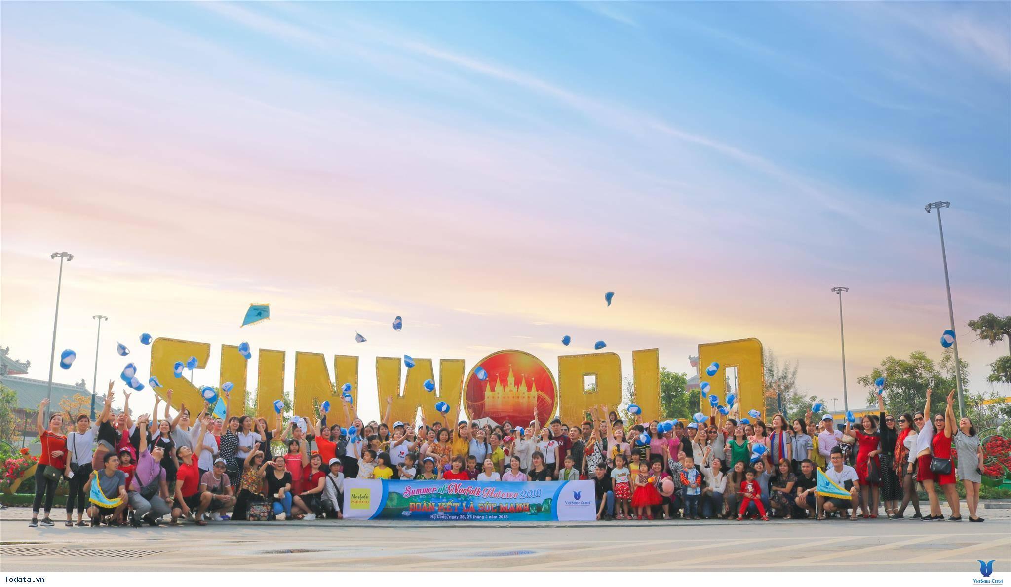 CÔNG TY CỔ PHẦN NORFOLK HATEXCO - Tour Hạ Long 2018 - Ảnh 1