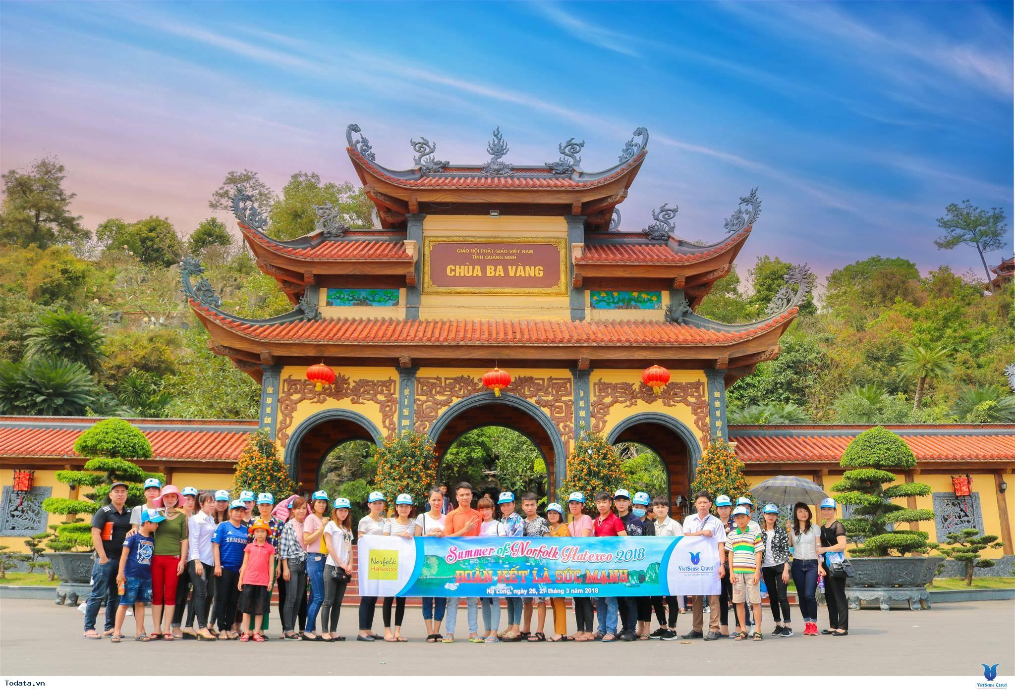 CÔNG TY CỔ PHẦN NORFOLK HATEXCO - Tour Hạ Long 2018 - Ảnh 2