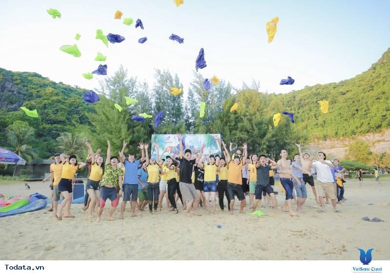 Công ty TNHH Tuấn Nghĩa Và Hành Trình Khám Phá Cát Bà Cùng VietSense Travel - Ảnh 6