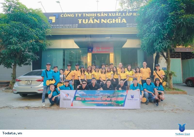 Công ty TNHH Tuấn Nghĩa Và Hành Trình Khám Phá Cát Bà Cùng VietSense Travel - Ảnh 2
