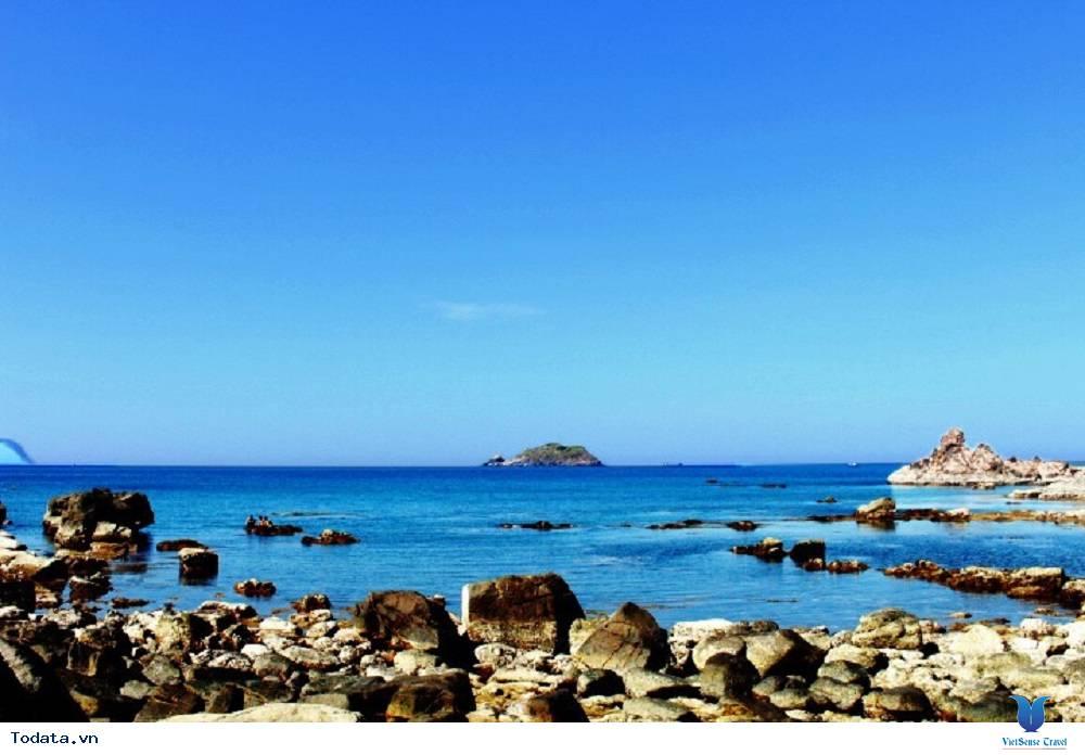 Cù Lao Xanh, hòn đảo xinh đẹp bị