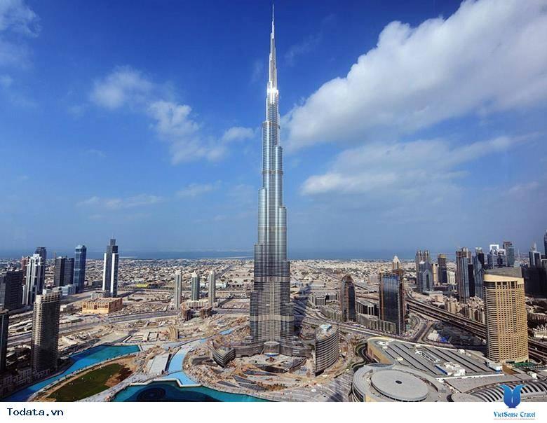 Đến du lịch Dubai các bạn đừng nên bỏ lỡ những địa điểm này nhé? - Ảnh 1