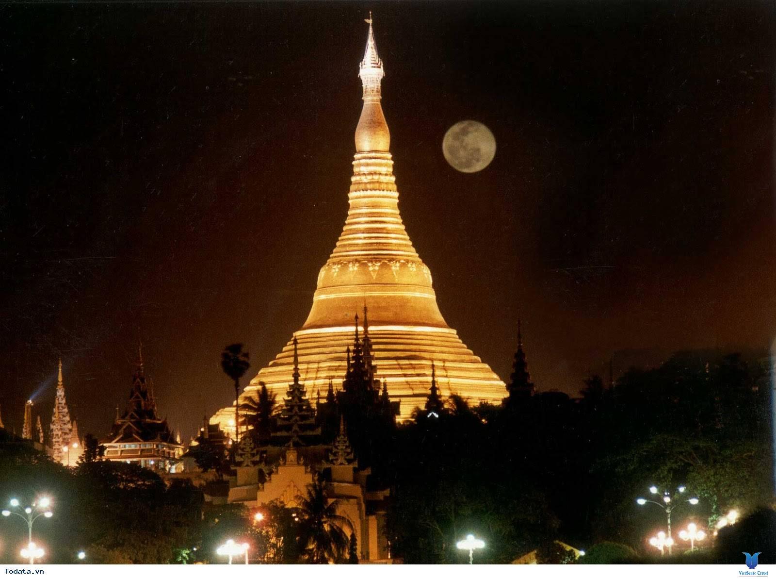 Đến Myanmar Viếng Thăm Ngôi Chùa Shwemawdaw - Ảnh 4