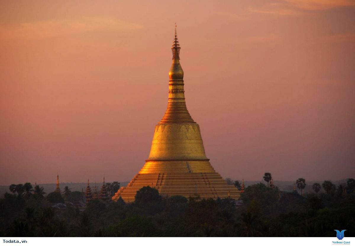 Đến Myanmar Viếng Thăm Ngôi Chùa Shwemawdaw - Ảnh 1