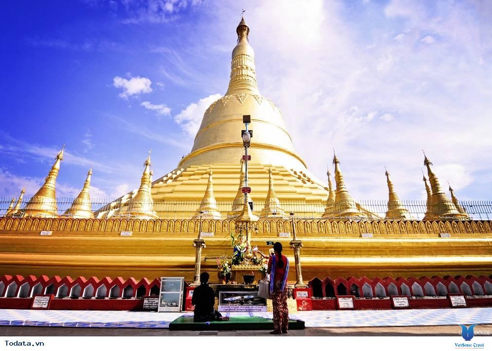 Đến Myanmar Viếng Thăm Ngôi Chùa Shwemawdaw - Ảnh 5