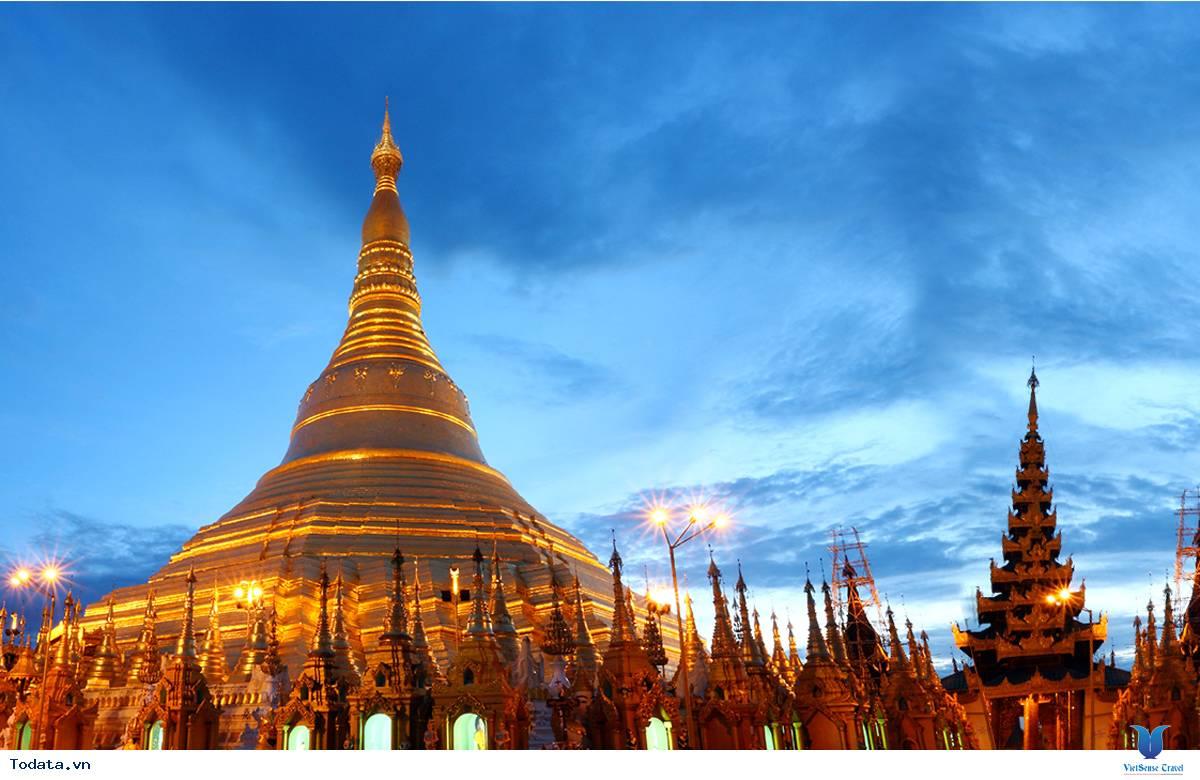 Đến Myanmar Viếng Thăm Ngôi Chùa Shwemawdaw - Ảnh 7