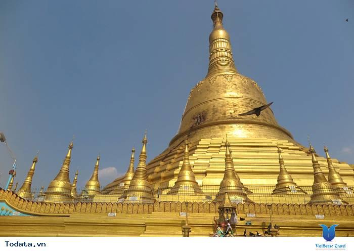 Đến Myanmar Viếng Thăm Ngôi Chùa Shwemawdaw - Ảnh 3