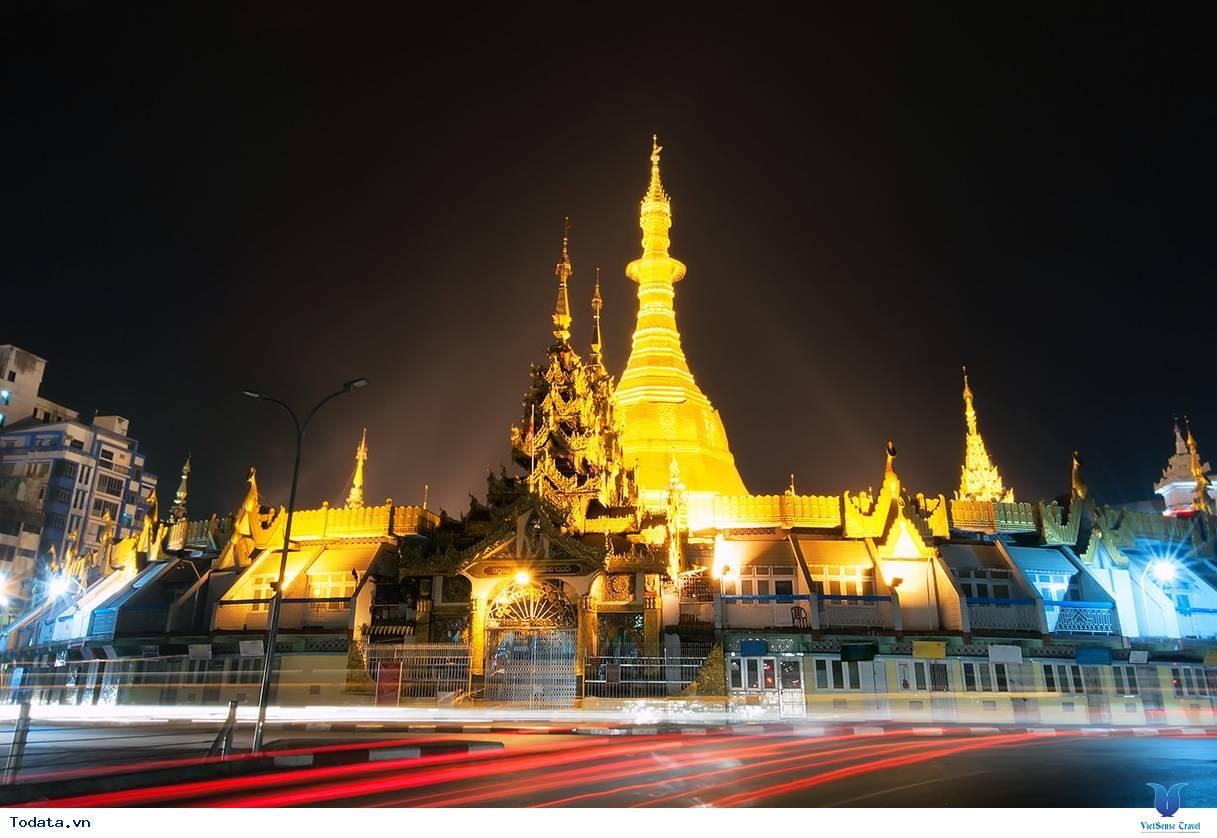 Đến Myanmar Viếng Thăm Ngôi Chùa Shwemawdaw - Ảnh 2