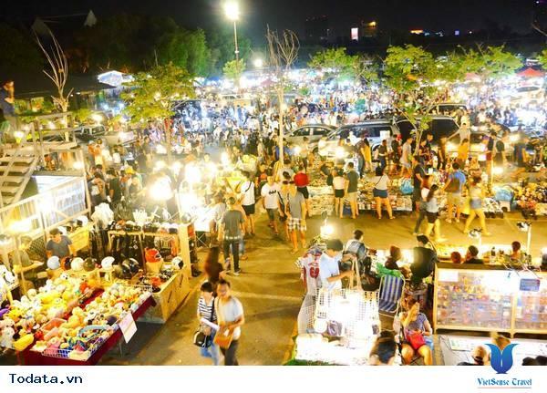 Du khách không thể bỏ qua những địa điểm này khi đến với Bangkok của Thái Lan - Ảnh 1